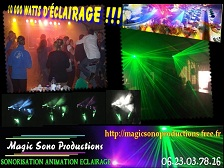 magic sono production